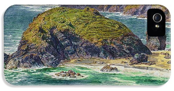 Asparagus Island IPhone 5 / 5s Case by William Holman Hunt