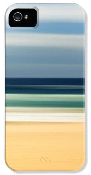 Beach Pastels IPhone 5 / 5s Case by Az Jackson