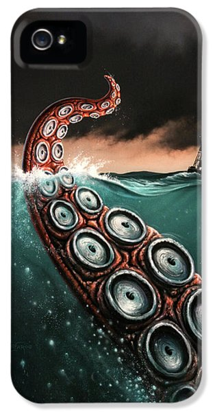 Beast 1 IPhone 5 / 5s Case by Jerry LoFaro