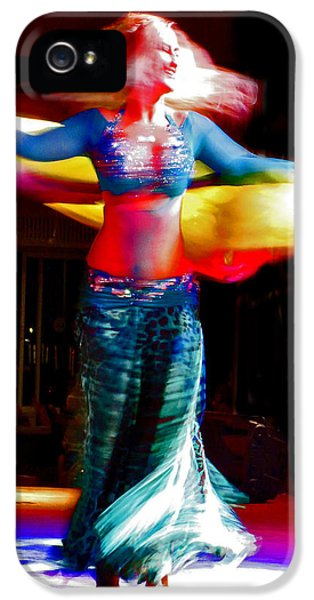 Belly Dance IPhone 5 / 5s Case by Andy Za