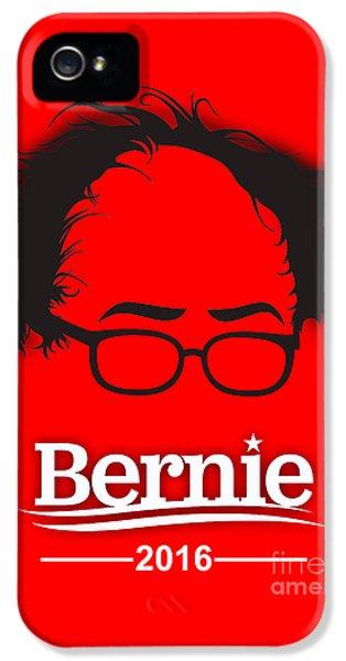Bernie Sanders IPhone 5 / 5s Case by Marvin Blaine
