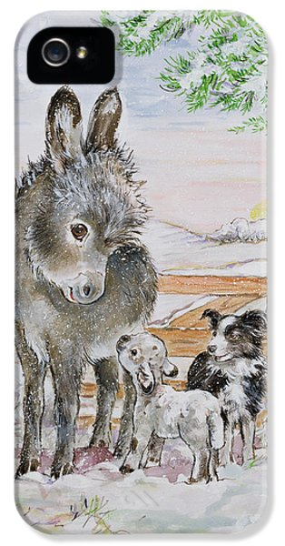 Best Friends IPhone 5 / 5s Case by Diane Matthes
