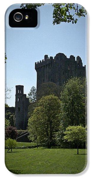 Irish iPhone 5 Cases - Blarney Castle Ireland iPhone 5 Case by Teresa Mucha