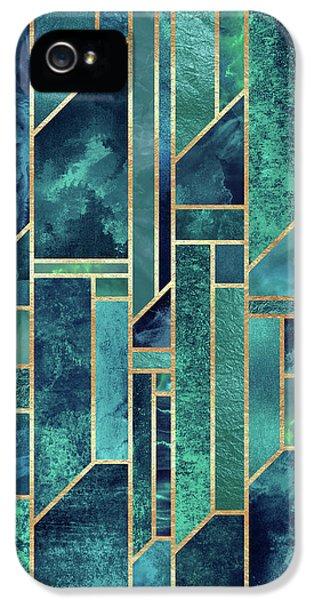 Blue Skies IPhone 5 / 5s Case by Elisabeth Fredriksson