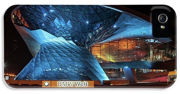 Bmw Welt IPhone 5 / 5s Case by Stephen Smith