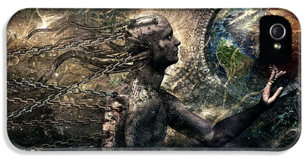 Born Of Osiris Soul Sphere IPhone 5 / 5s Case by Cameron Gray