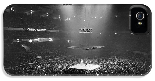 Boxing Match, 1941 IPhone 5 / 5s Case by Granger