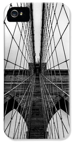 Brooklyn's Web IPhone 5 / 5s Case by Az Jackson
