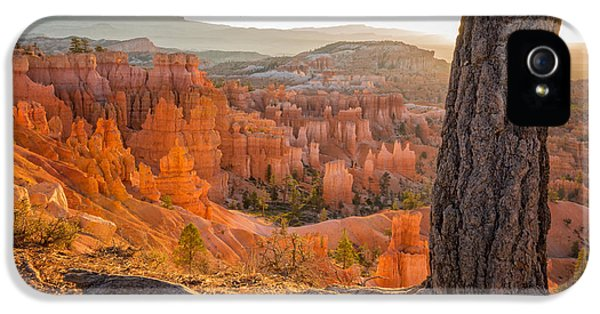 Bryce Canyon National Park Sunrise 2 - Utah IPhone 5 / 5s Case by Brian Harig
