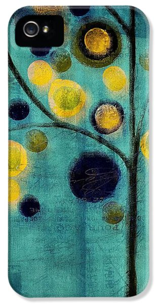 Bubbles iPhone 5 Cases - Bubble Tree - 42l1-cb4 iPhone 5 Case by Variance Collections