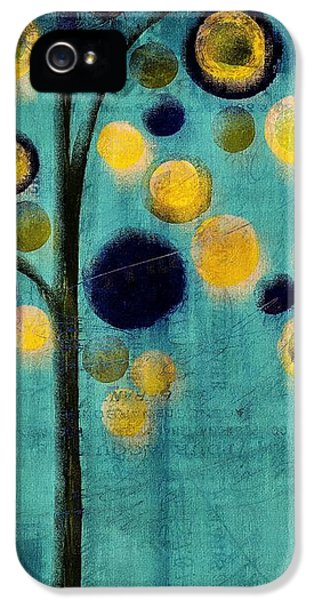 Bubbles iPhone 5 Cases - Bubble Tree - 42r1-cb4 iPhone 5 Case by Variance Collections