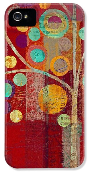 Bubbles iPhone 5 Cases - Bubble Tree - 85lc13-j678888 iPhone 5 Case by Variance Collections