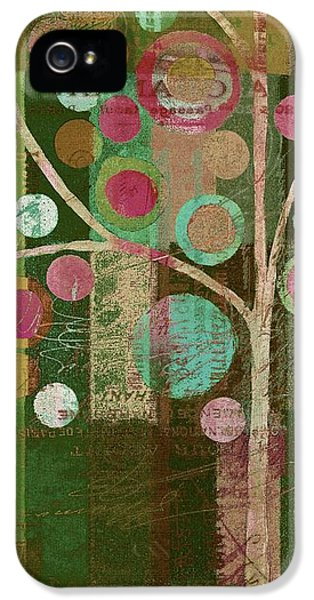 Bubbles iPhone 5 Cases - Bubble Tree - 85lc16-j678888 iPhone 5 Case by Variance Collections