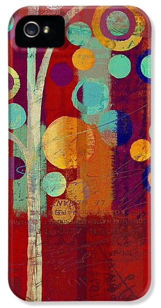 Bubbles iPhone 5 Cases - Bubble Tree - 85rc13-j678888 iPhone 5 Case by Variance Collections