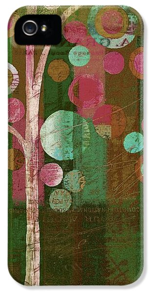 Bubbles iPhone 5 Cases - Bubble Tree - 85rc16-j678888 iPhone 5 Case by Variance Collections