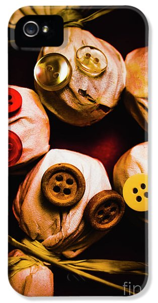 Button Sack Lollypop Monsters IPhone 5 / 5s Case by Jorgo Photography - Wall Art Gallery