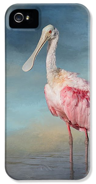Call Me Rosy IPhone 5 / 5s Case by Kim Hojnacki