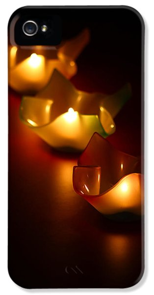 Blur iPhone 5 Cases - Candleworks iPhone 5 Case by Evelina Kremsdorf