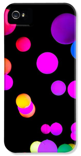 Coloured iPhone 5 Cases - Candy Crush iPhone 5 Case by Az Jackson