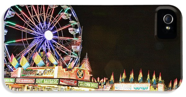 carnival Fun and Food IPhone 5 / 5s Case by James BO  Insogna