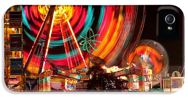 Carnival In Motion IPhone 5 / 5s Case by James BO  Insogna