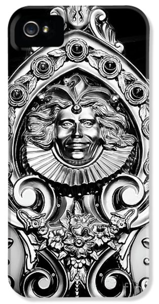 Carved Carousel Figurehead IPhone 5 / 5s Case by Colleen Kammerer