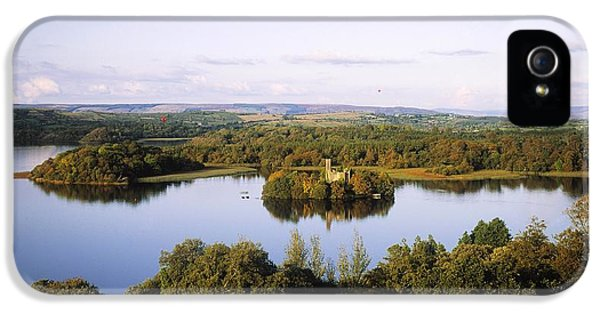Hot Western iPhone 5 Cases - Castleisland Lough Key Forest Park iPhone 5 Case by The Irish Image Collection