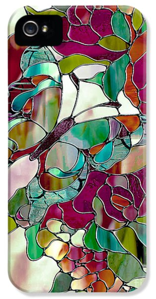 Stained iPhone 5 Cases - Changeling iPhone 5 Case by Mindy Sommers