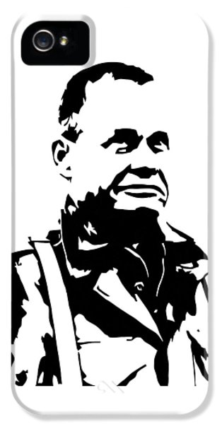 Chesty Puller IPhone 5 / 5s Case by War Is Hell Store