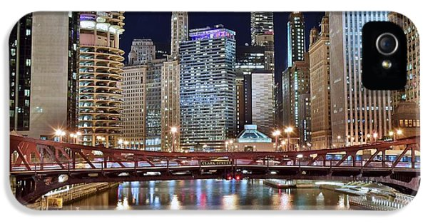 Chicago Full City View IPhone 5 / 5s Case by Frozen in Time Fine Art Photography