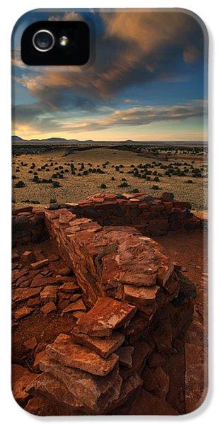Pueblo iPhone 5 Cases - Citadel Walls iPhone 5 Case by Mike  Dawson