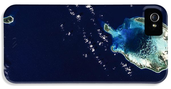 Indian Ocean iPhone 5 Cases - Cocos Islands iPhone 5 Case by Adam Romanowicz