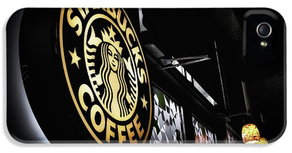 Hdr iPhone 5 Cases - Coffee Break iPhone 5 Case by Spencer McDonald