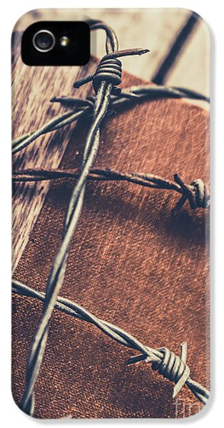 Control And Confidentiality IPhone 5 / 5s Case by Jorgo Photography - Wall Art Gallery