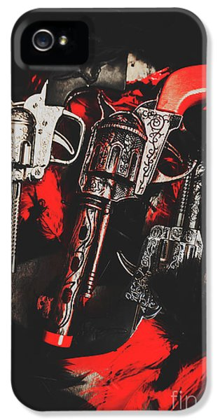 County Slingers  IPhone 5 / 5s Case by Jorgo Photography - Wall Art Gallery