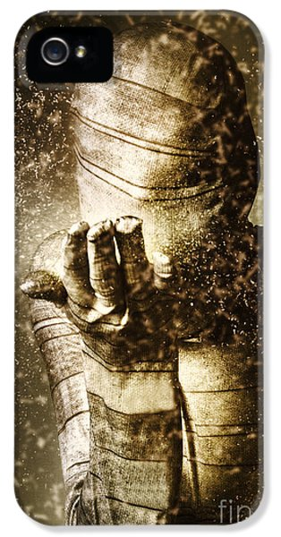 Curse Of The Mummy IPhone 5 / 5s Case by Jorgo Photography - Wall Art Gallery