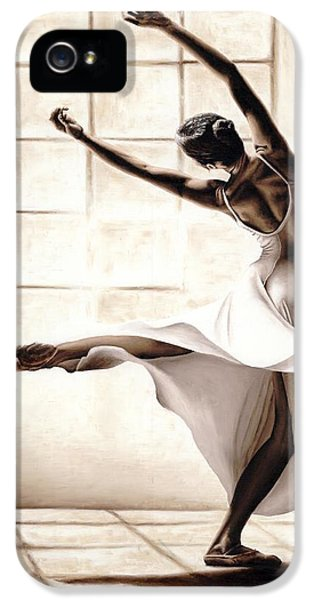 Spotlight iPhone 5 Cases - Dance Finesse iPhone 5 Case by Richard Young