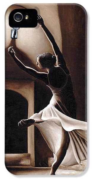 Legs iPhone 5 Cases - Dance Seclusion iPhone 5 Case by Richard Young