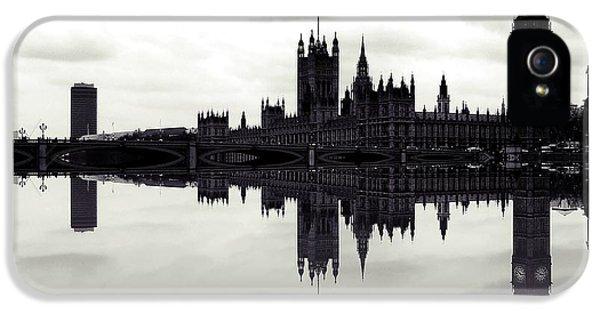 Dark Reflections IPhone 5 / 5s Case by Sharon Lisa Clarke