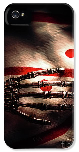 Death Metal Ai IPhone 5 / 5s Case by Jorgo Photography - Wall Art Gallery