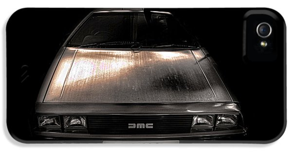 Delorean IPhone 5 / 5s Case by Martin Newman