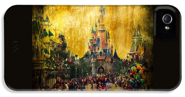 Disney World IPhone 5 / 5s Case by Svetlana Sewell