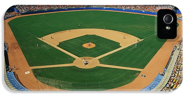 Dodger Stadium IPhone 5 / 5s Case by Panoramic Images