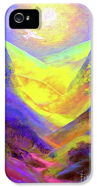Dove Valley IPhone 5 / 5s Case by Jane Small