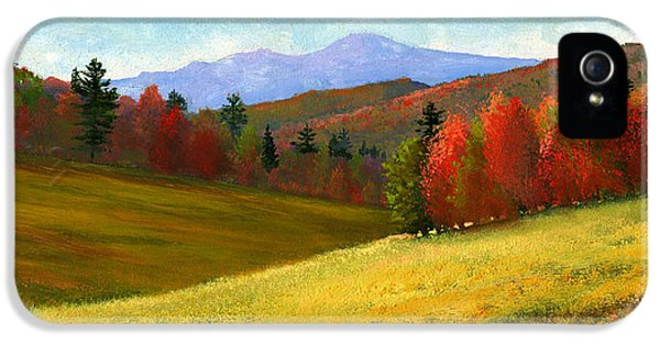 Early October IPhone 5 / 5s Case by Frank Wilson