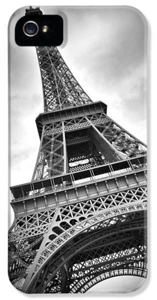 Eiffel Tower Dynamic IPhone 5 / 5s Case by Melanie Viola