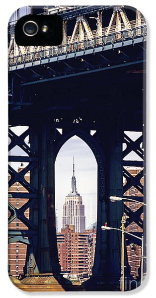 Empire Framed IPhone 5 / 5s Case by Joan McCool