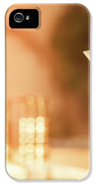 Evening With Martini IPhone 5 / 5s Case by Ekaterina Molchanova