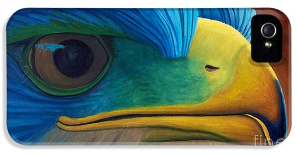 Eagle iPhone 5 Cases - Eye on the Prize iPhone 5 Case by Brian  Commerford