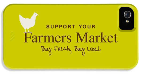 Farmers Market IPhone 5 / 5s Case by Nancy Ingersoll